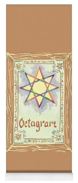 My Octagram Yoga Mat