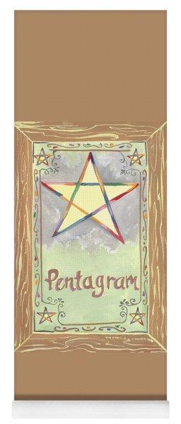 My Pentagram Yoga Mat