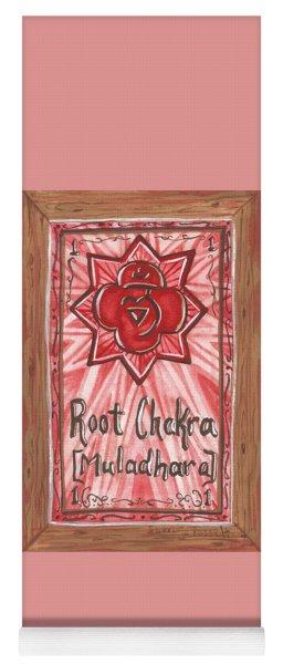 My Root Chakra Yoga Mat