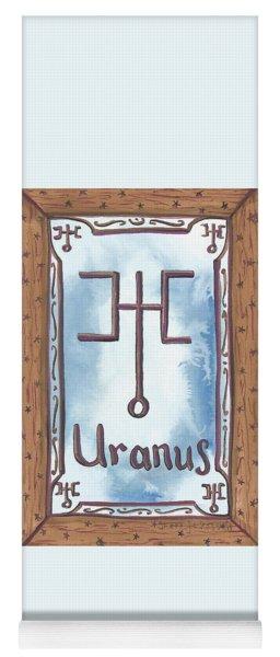 My Uranus Yoga Mat