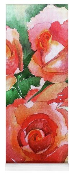 My Wild Irish Rose Yoga Mat