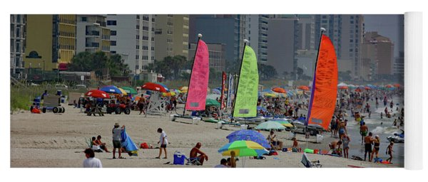 Myrtle Beach South Carolina 11 Yoga Mat