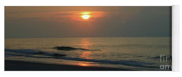 Myrtle Beach Sunrise Yoga Mat