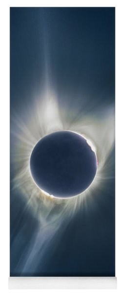 Mystic Eclipse  Yoga Mat
