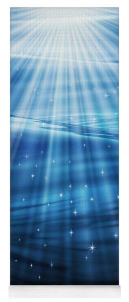 Mystic Waters Yoga Mat