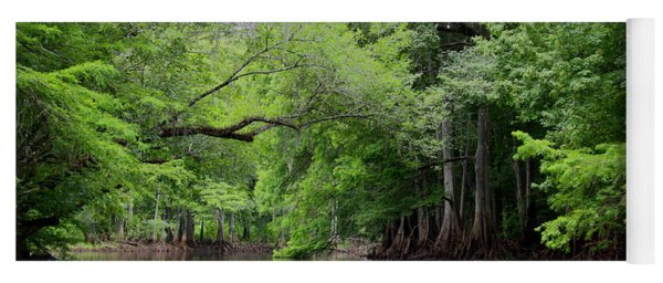Mystical Withlacoochee River Yoga Mat