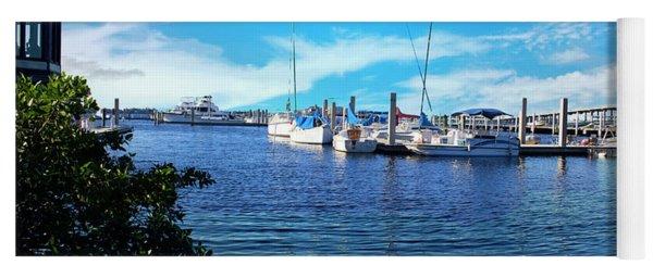 Naples Harbor Series 4054 Yoga Mat