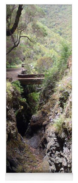 Narrow Path Yoga Mat