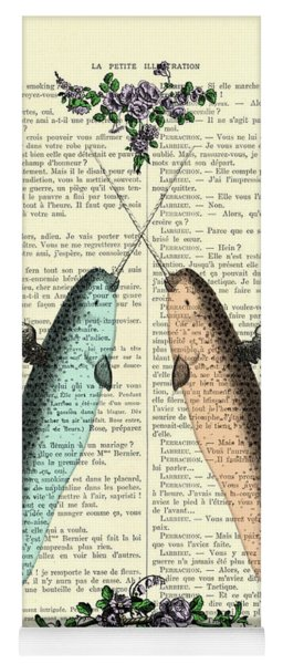 Narwhals In Love Yoga Mat