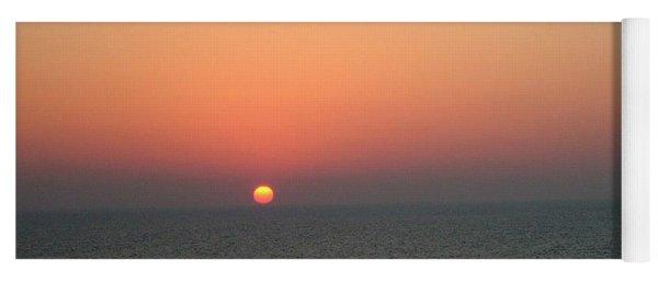 Nassau Sunset Yoga Mat