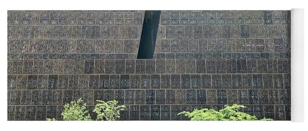 National Museum Of African American History And Culture Yoga Mat