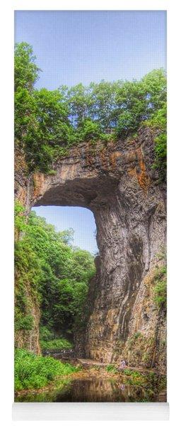 Natural Bridge - Virginia Landmark Yoga Mat