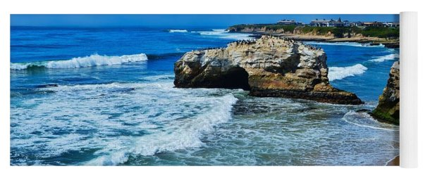 Natural Bridges State Park View Yoga Mat