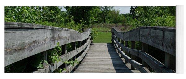 Nature Bridge Yoga Mat