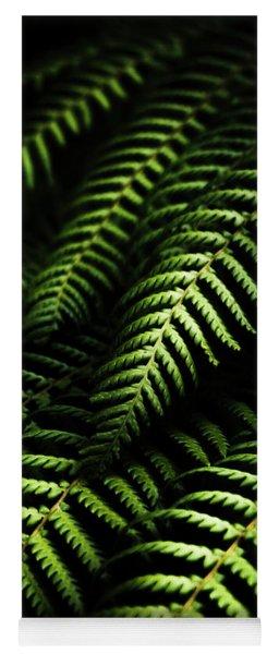Nature In Minimalism Yoga Mat