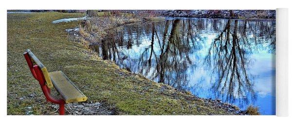 Nature Reflections Yoga Mat