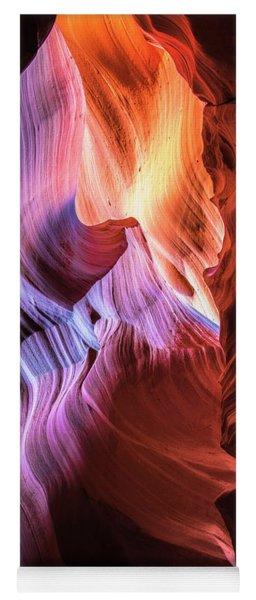 Navajo Flame  Yoga Mat