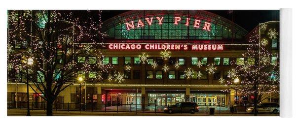 Navy Pier Yoga Mat