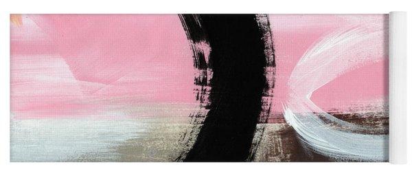Neapolitan 3 - Abstract Painting Yoga Mat