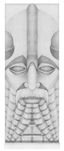 Nebuchadezzar Yoga Mat