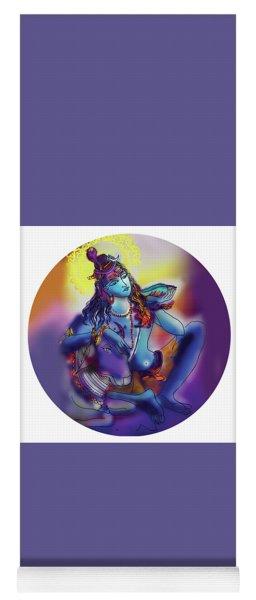 Neelakanth Shiva  Yoga Mat