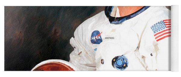 Neil Armstrong Yoga Mat