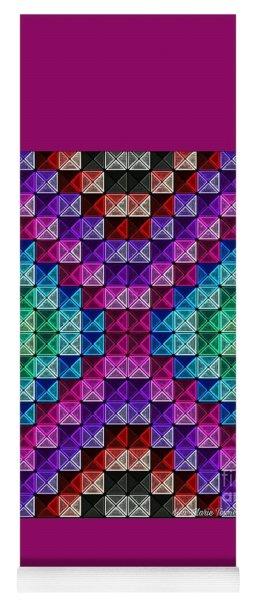 Neonbow Yoga Mat