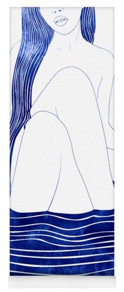 Nereid Xxxiii Yoga Mat