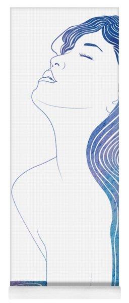 Nereid Xxxvii Yoga Mat
