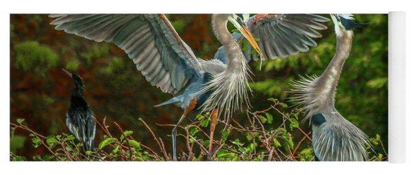 Nest Landing Yoga Mat