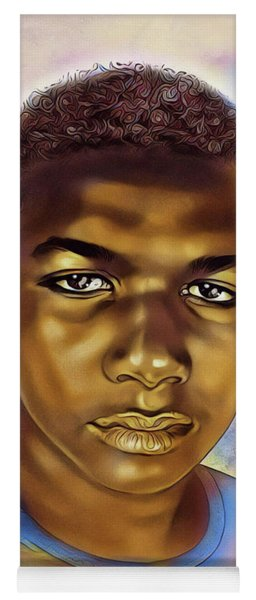 Never Forget Trayvon Yoga Mat