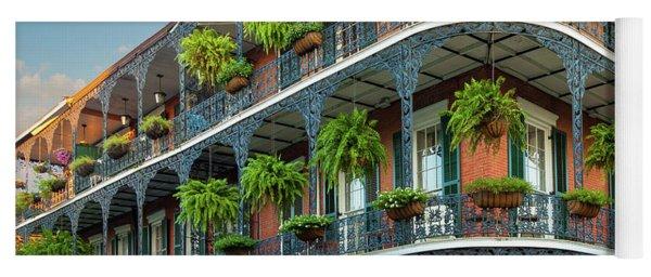 New Orleans House Yoga Mat
