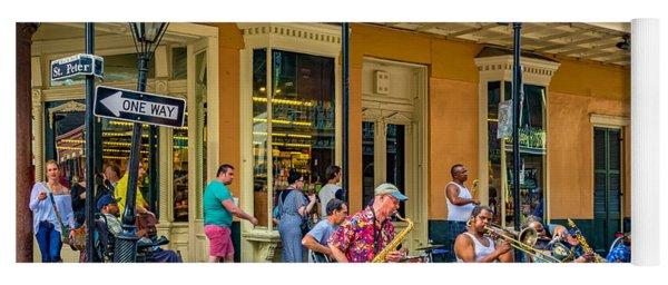 New Orleans Jazz 2 Yoga Mat