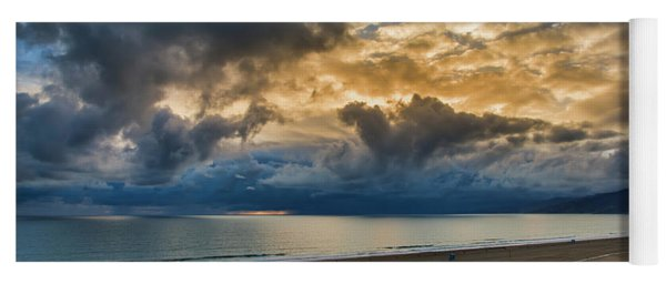 New Sky After The Rain Yoga Mat