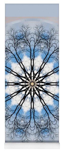 New Year Mandala - Yoga Mat