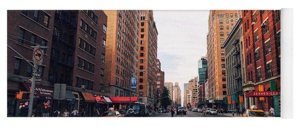 New York City - Summer Yoga Mat