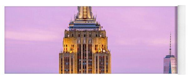 New York Giants Yoga Mat