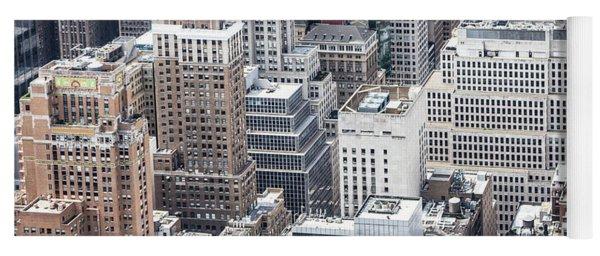 New York Midtown Yoga Mat