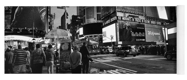 New York, New York 1 Yoga Mat