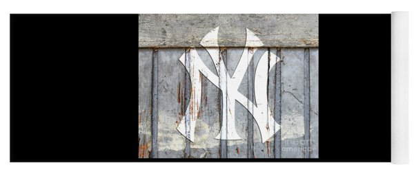 New York Yankees Rustic 2 Yoga Mat