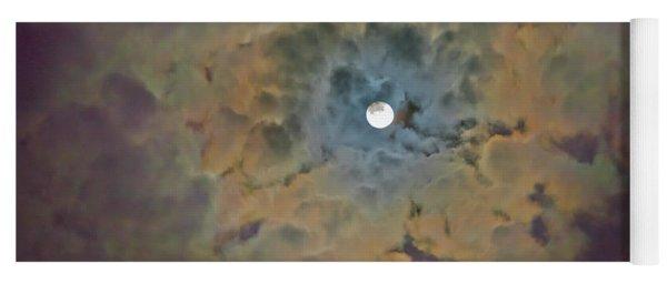 Night Moon Yoga Mat