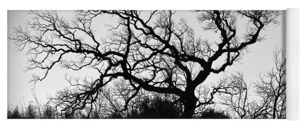 Nightmare Tree Yoga Mat