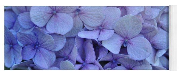 Nikko Blue Petals Yoga Mat