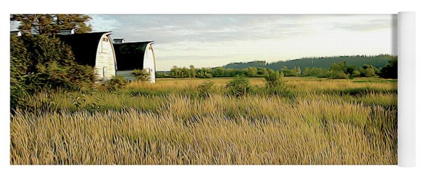 Nisqually Two Barns Yoga Mat