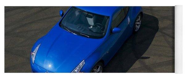 Nissan 370z Coupe 2012 Yoga Mat