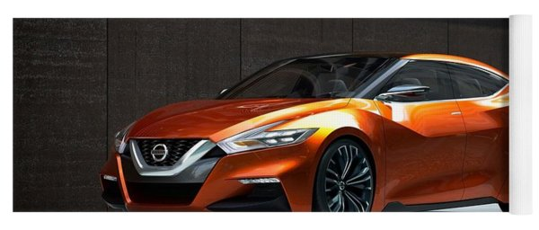 Nissan Sport Sedan Concept 2014  1 Yoga Mat