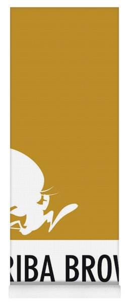 No08 My Minimal Color Code Poster Speedy Yoga Mat
