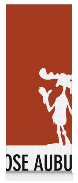 No19 My Minimal Color Code Poster Bullwinkle Yoga Mat