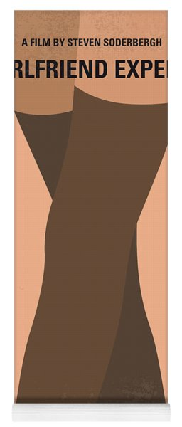 No438 My The Girlfriend Experience Minimal Movie Poster Yoga Mat