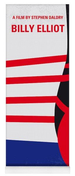 No597 My Billy Elliot Minimal Movie Poster Yoga Mat